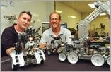 Pitsco robots